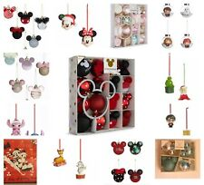 Primark Disney Characters and Harry Potter Character CHRISTMAS Tree Decorations