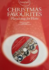 Christmas Favourites Playalong (Flute) 10 Classic Christmas songs (Guest Spot)