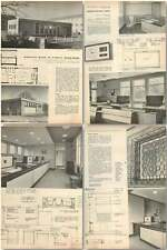 1959 Barclays Bank Tadley Berkshire Design, Plans