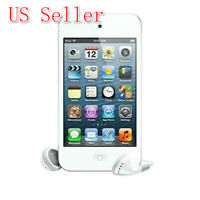 New Original iPod touch 4th Generation 16GB White MP3 MP4 Player Sealed Box