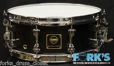 GMS Revolution 5x14 Snare Drum / Maple over Brass