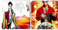PRINCE 20TEN Promo CD & Planet Earth Promo CD