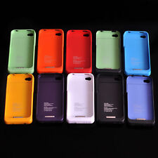 New 4 Colors 1900mA External Battery Case Power Extended For Apple iPhone 4 4S