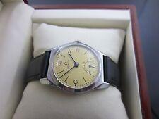 Vintage OMEGA 26.5 SOB VGC!!! Stainless Steel case. Men's wristwatch