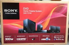 Surround Sound System For TV Best Sony Home Theater 5 speakers Subwoofer 300watt