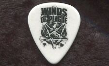WINDS OF PLAGUE Concert Tour Guitar Pick!!! NICK EASH custom stage Pick