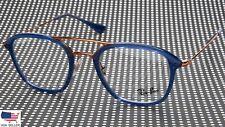 NEW Ray Ban RB7098 5727 BLUE EYEGLASSES GLASSES FRAME 7098 50-21-145 B42mm