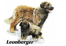 TEE SHIRT - LEONBERGER #1 - DOG