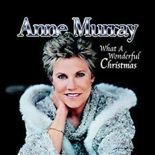 What a Wonderful Christmas by Anne Murray (CD, Sep-2003, 2 Discs, Straightway Re