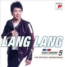 Lang Lang Grand Turismo 5 The Official Soundtrack  CD Album VG-EX Condition