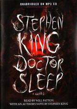 Stephen KING / __ DOCTOR SLEEP               [ Audiobook ]