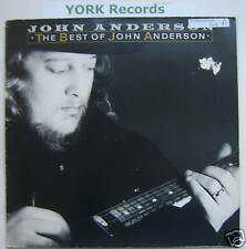 JOHN ANDERSON - The Best Of ... - Mint LP Record