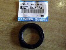Crankshaft front engine crank oil seal, genuine Mazda MX5, Eunos, 323 MX-5 1990-