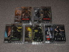 McFarlane Movie Maniacs Series 6 Alien & Predator Collection with Hicks Lot New