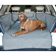 KH Mfg Washable Quilted SUV Rear Cargo Liner Cover Dog Pet Bed Gray KH7867