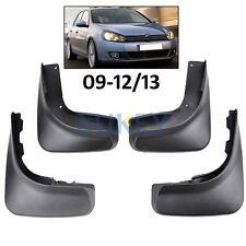 Passform Für VW Golf Mk6 6 Hatchback 10-12 Schmutzfänger Spritzlappen Vorne+Hint