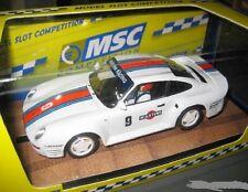 OFERTA MSC 6041 SLOT CAR PORSCHE 959 #9 MARTINI MB NUEVO 1/32