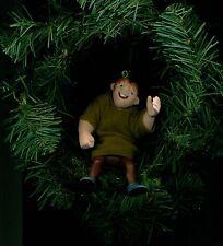 Hunchback Quasimodo Disney posable figure custom theme Christmas tree ornament