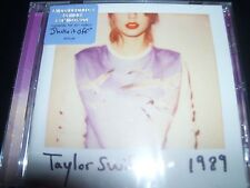 Taylor Swift 1989 (Australia) (Ft Shake It Off & Bad Blood) CD – New