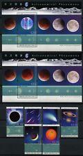 Hongkong 2015 Astronomie Astronomy Astronomical Phenomena 1964-69 Block 288-289