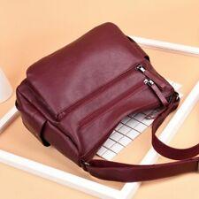 Vegan Leather Luxury Handbag Designer Women Crossbody Bags Travel Shoulder Bag
