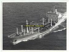 "La490 - German Coastal Oil Tanker - Sunmark , built 1972 - photo 9.5"" x 7.25"""
