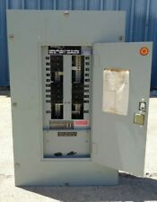 on westinghouse electrical panels
