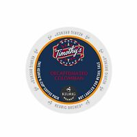 Timothy's World Coffee PICK ANY FLAVOR Keurig K-Cups 96-Count