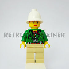 LEGO Minifigures - 1x adv034 - Pippin Reed - Adventurers Omino Minifig Set 7414