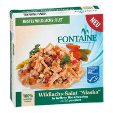 Wildlachs-Salat - Alaska 200g   FONTAINE