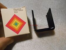 Vintage Polaroid 120 Lens Shade For SX70 Camera