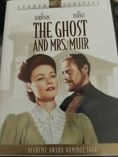 The Ghost and Mrs. Muir - Rex Harrison & Gene Tierney (DVD)