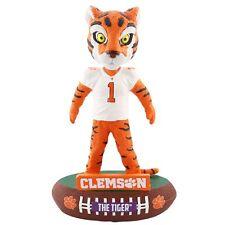 Clemson Tigers Mascot Clemson Tigers Baller Special Edition Bobblehead NCAA