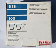 New Vintage VELUX KES 160 Power Supply for Roof Window & Sky Light Accessories