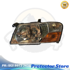 Left Hand Side Headlight to suit a Mitsubishi Pajero NM NP 2002-2006