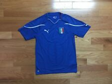 Puma Italy Italia Figc National Team Soccer Football Futbol Jersey Shirt M