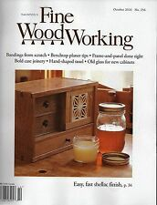 Taunton's Fine Woodworking * Oct 2016 * Finishes, Projects, Tips, Tricks & MORE