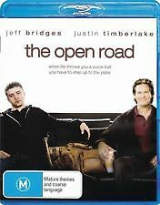 THE OPEN ROAD BLU RAY - NEW & SEALED JUSTIN TIMBERLAKE, JEFF BRIDGES, FREE POST