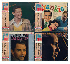 FRANK SINATRA-LOT OF 4 CD-JAPAN CD SET 159
