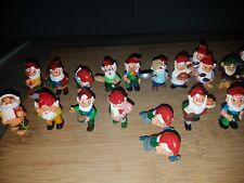 Überraschungsei Figuren Zwerge 25 Stück