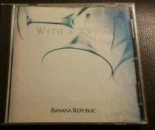 VA - Banana Republic With a Twist - Rat Pack - CD 100% tested Disc in exc. cond.
