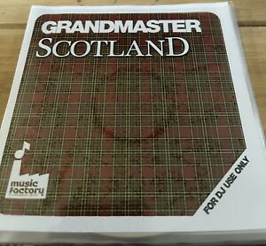 MASTERMIX GRANDMASTER SCOTLAND DJ MIX CD LIKE DMC