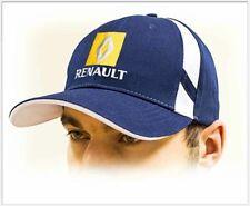 RENAULT unisex Baseball Cap Hat. 100% cotton. Dark blue color. Adjustable size