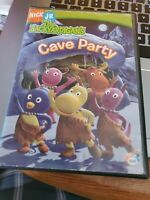 The Backyardigans - Cave Party (DVD, 2006) - Okay condition