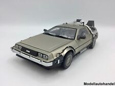 DeLorean DMC-12 Time Machine Back to the Future II   - 1:18 Sunstar 2710