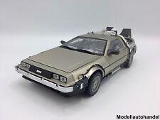 DeLorean DMC-12 Time Machine Back to the Future II   - 1:18 Sunstar 2710
