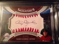 Upper Deck Sweet Spot Signatures Roger Clemens Auto/Sign