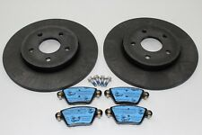 Original Brake Discs + Brake Pads Rear FORD MONDEO ESTATE 1676983 +1204845
