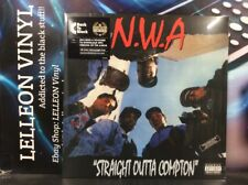 N.W.A Straight Outta Compton LP album vinyle 0600753469958 film New & Sealed années 80