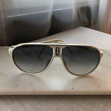 Carrera Men's Champion 62MM Aviator Sunglasses - White